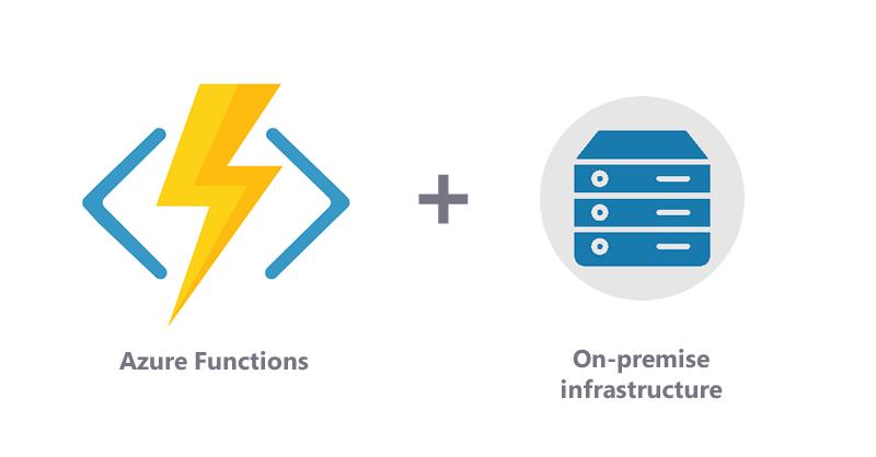 Running Azure Functions on your infrastructure | blog vjirovsky cz